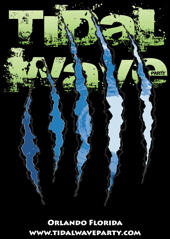 Tidal Wave Party 2011 logo